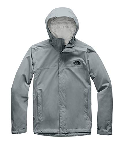 The North Face Men's Venture 2 Jacket Mid Grey/Mid Grey X-Large