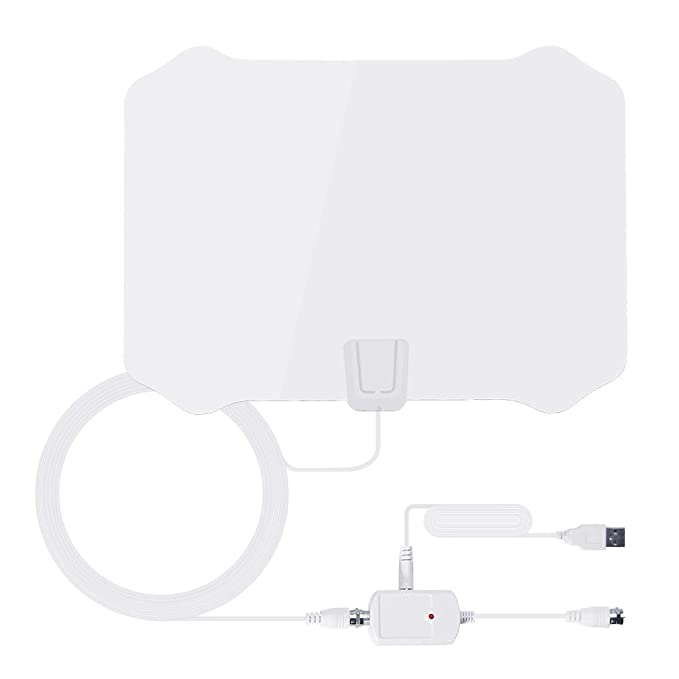 Review SKMOO Digital HDTV Antenna