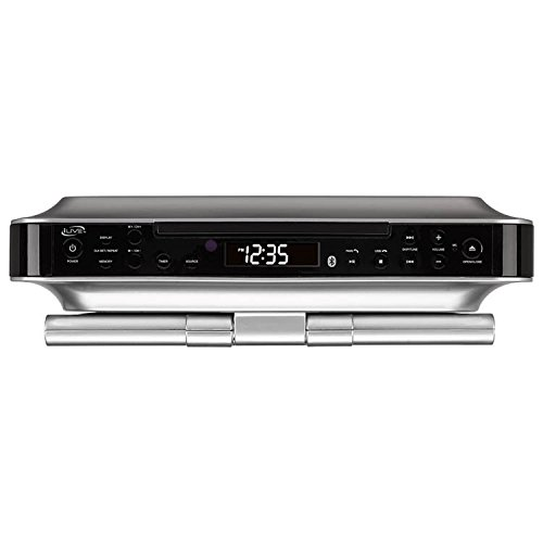 Under Cabinet Kitchen Tv Best Buy: Ilive Bluetooth Wireless Under The Counter Cabinet Kitchen