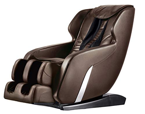eSmart Series Large Fitness and Wellness Zero Gravity Massage Chair with Multi Therapy Programming ()