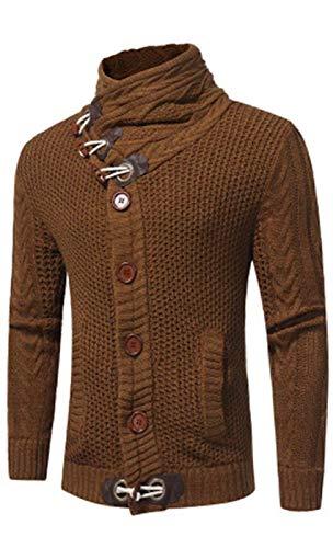 Kamel Para Betrothales Pullover Jersey Sweater Cuello Jerseys Alto Cóm Hombres zdqOwxdP