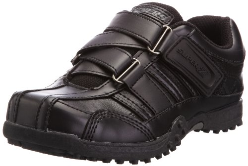 Skechers Urbantrack Ii, Jungen Slipper Nero (Black)
