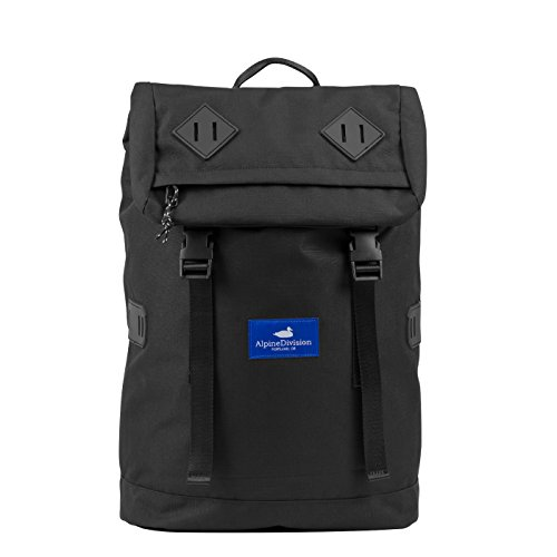 Alpine Division McKenzie Backpack - Ripstop (Alpine Nylon Backpack)