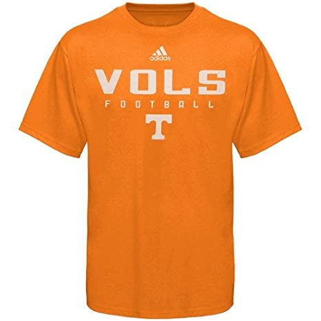 watch 51f45 d2ec7 adidas Tennessee Volunteers Football Sideline T-Shirt
