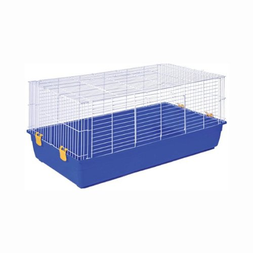 Prevue Pet Products SPV522 Small Animal Tubbie Cage, 28 by 17-Inch TopDawg Pet Supply 480285