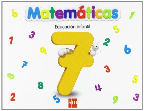 Matemáticas 7. Educación Infantil