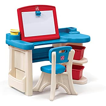 Amazon.com: Step2 Deluxe Art Master Desk: Toys & Games
