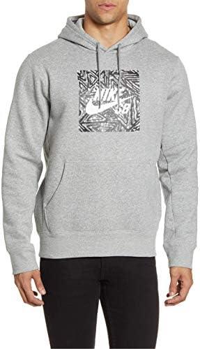 メンズ パーカー・スウェットシャツ Nike SB Triangle Graphic Hoodie [並行輸入品]