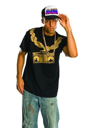 Adult Ghetto Blast Halloween Shirt