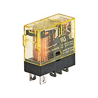 PLUG IN IDEC RJ1S-CL-A24 POWER RELAY SPDT 24VAC 12A