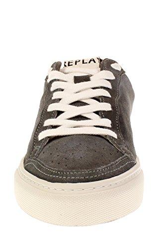 Schuhe Herren 028 Replay Sneaker RZ550001L Schürhalbschuhe RES5Sw