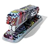 Cynthia Rowley Stapler Half Strip, Marble Patterm