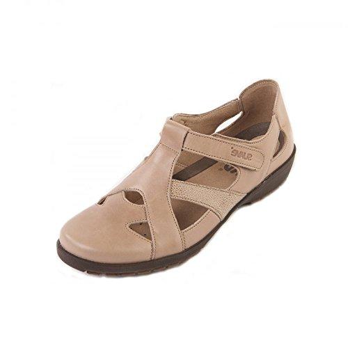 Suave Hosen-Schuhe, Casual, Komfort Jacky beige Beige