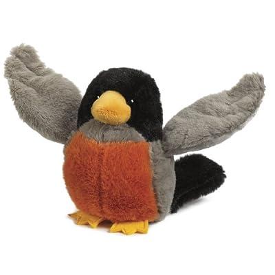 """Ganz Lil\'Kinz Robin 5\"""" Plush: Toys & Games [5Bkhe0400033]"""