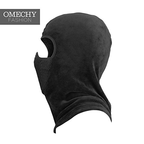OMECHY Balaclava Windproof Ski Mask Outdoor Cold Weather Face Mask Neck Warmer