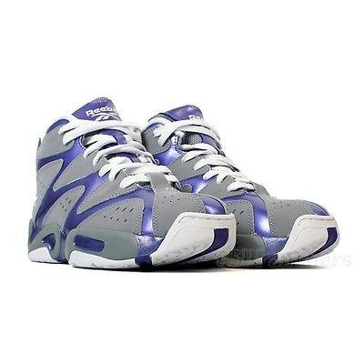 Reebok Kamikaze Mid Classic Hommes Unisex Zapatillas de Baloncesto ...