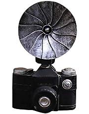 ROSENICE Retro Camera Decor Resin Camera Craft Desktop Display Ornament for Photo Props Home Decor