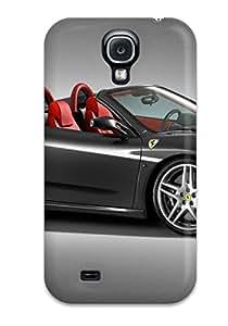 Premium Durable Ferrary Wallpaper Fashion Tpu Galaxy S4 Protective Case Cover