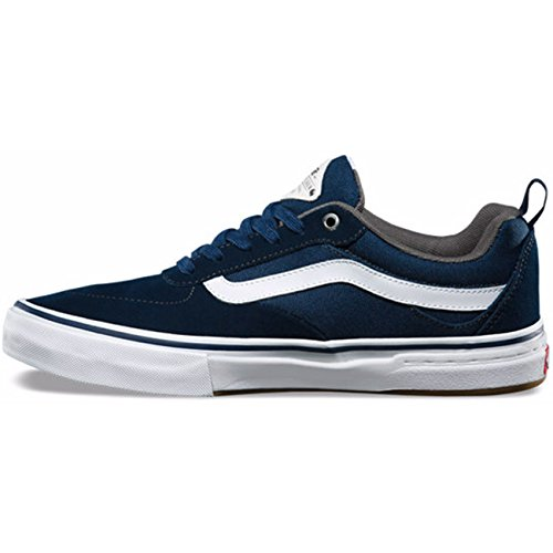 Pro Grey white Walker Chaussures Vans Navy M Medium Kyle zpqxSCtw