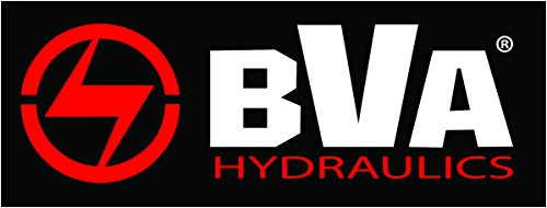 10 Ton Flat Body Hydraulic Cylinder Kit by BVA HYDRAULICS