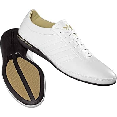 premium selection fb65d 5f589 adidas Porsche Design S3 weiss Gr.UK11 - EU46