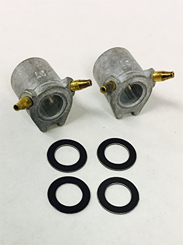 Holley Accelerator Pump Discharge Nozzle - Holley 121-35 Accelerator Pump Discharge Nozzle - Pair
