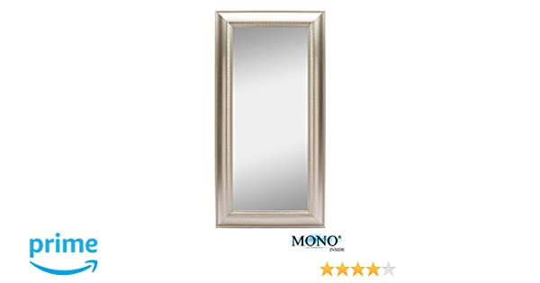 Beauty4u Square Mirrors 12 Inch 4pcs Flexible Wall Mirror Set Hd