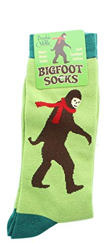 Crew Bigfoot Socks Men's Bigfoot Men's w8txqFx