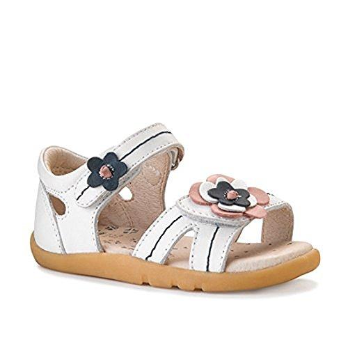 Bobux i-walk–Vergessen, mich Knoten weiß Sandale