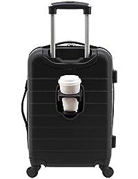 Luggage Set Smart Hardside with USB Charging Port