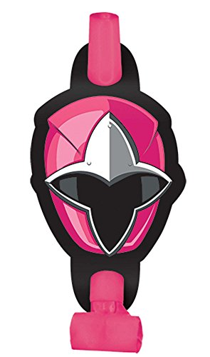 Power Rangers Ninja SteelTM Blowouts, Party Favor -