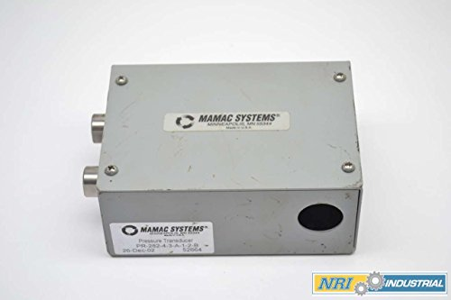 Differential Pressure Transducer - 9