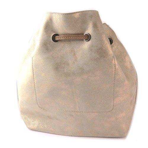 Bursa sac 'Lulu Castagnette'd'oro - 39x29x13 cm.