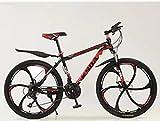Midress Adults Mountain Bike 26 inch 21-Speed