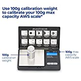 American Weigh Scales Calibration Weight for AWS