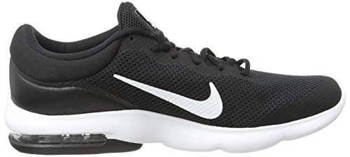 sale newest visit for sale NIKE Men's Air Max Advantage Running Shoe Black White free shipping low price free shipping big sale rT50ai6y