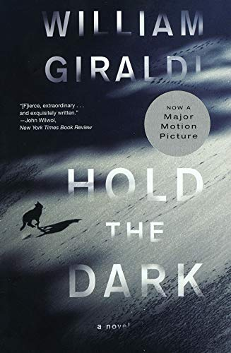 Hold the Dark Horror book featuring Keelut