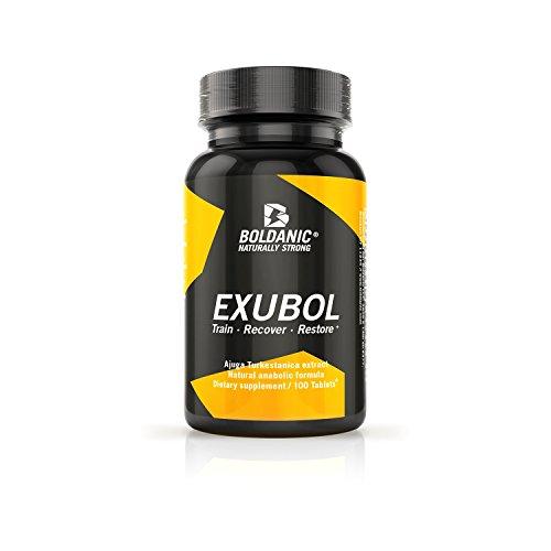 Exubol: Puissant naturelles anabolisantes. Gain