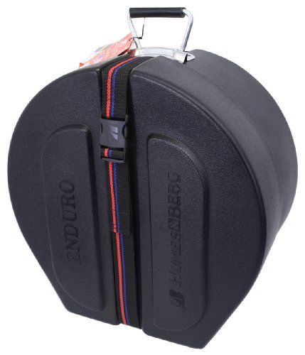 Humes & Berg Enduro DR478BKSP 6.5 x 14 Inches Snare Drum Case with Foam (Enduro Snare)