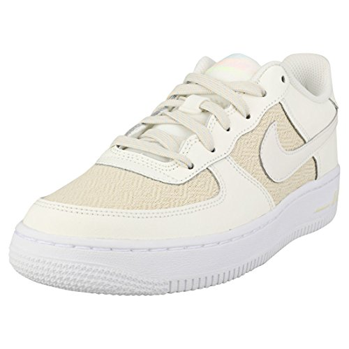 Trainers Grade White Nike 1 Force Air Youth Sail Lv8 School Leather xfxqUBP1wW