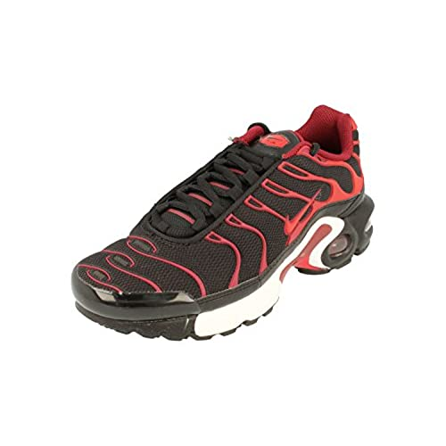 best website 19549 75bfd Nike Air Max Plus TN (GS) Youth Sneaker 85%OFF