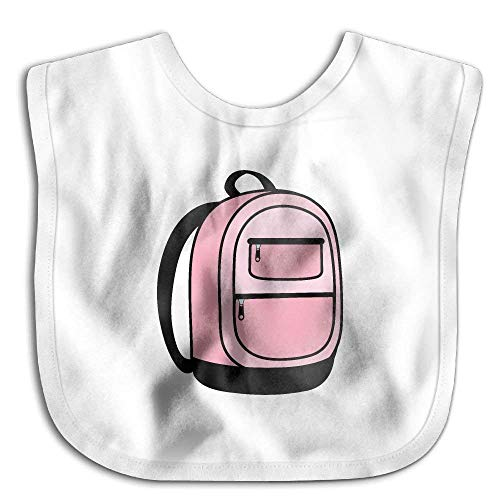 Price comparison product image Back To School Bag Kids Baby Snap Buttons Saliva Towel Lunch Bibs