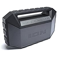 Ion Audio Plunge Max Waterproof Stereo Boombox with FM Radio