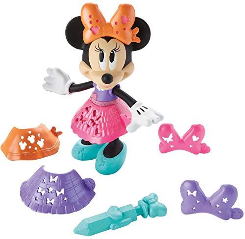 Fisher-Price Disney Minnie, Stencil 'n Style Minnie ()