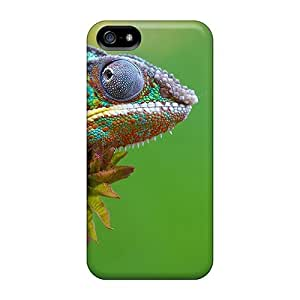 Durable Defender Case For Iphone 5/5s Tpu Cover(what Are You Lookin At) by runtopwell