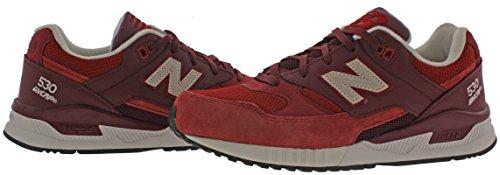Nye Balance M530 Herre Retro Løbesko Sneakers Far 90 Røde uvMlGT
