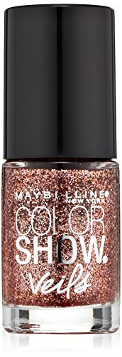 Maybelline New York Color Show Veils Nail Lacquer Top Coat, Rose Mirage, 0.23 Fluid Ounce (Nail Polish Maybelline Color Show compare prices)