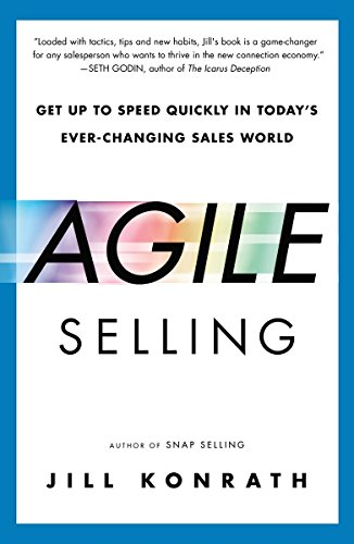Being an agile seller virtually guarantees a prosperous career. When salespeople are promoted, switch jobs, or face new business conditions, they need to learn lots of new information and skills quickly. It's a daunting task, compounded by the fact t...