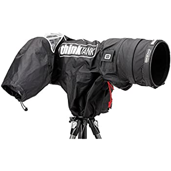 Think Tank Hydrophobia 300-600 V2.0 Rain Cover for 300 f/2.8 Up to 600 f/4 Lens