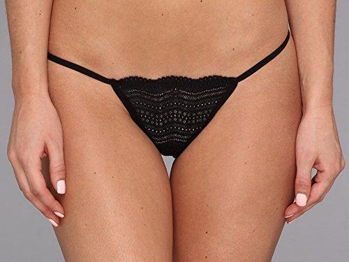 Cosabella Women's Dolce g-string Panty, Black, One Size